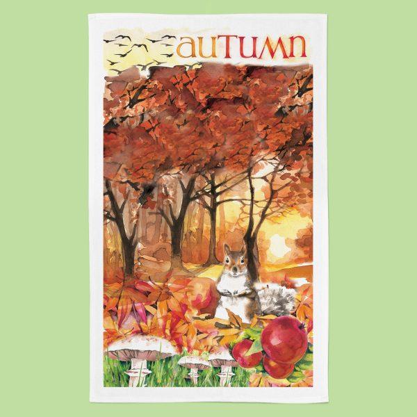 Autumn_TeaTowel