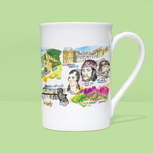 Edinburgh Mug