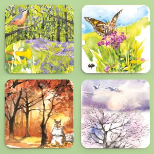 Four Seasons Coasters
