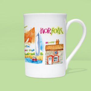 Norfolk Mug