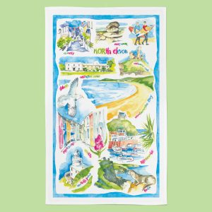 NorthDevon_TeaTowel