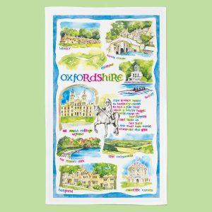Oxfordshire_TeaTowel