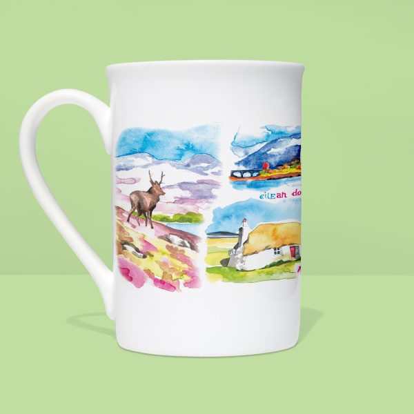 The Highland Mug