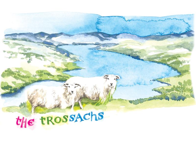 Highlands_TheTrossachs