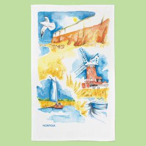 Norfolk_TeaTowel_Essence Range