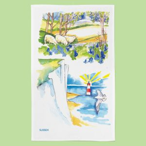 Sussex_TeaTowel_Essence Range