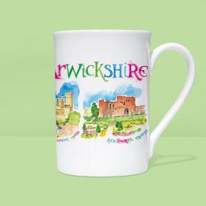 Warwickshire Mug