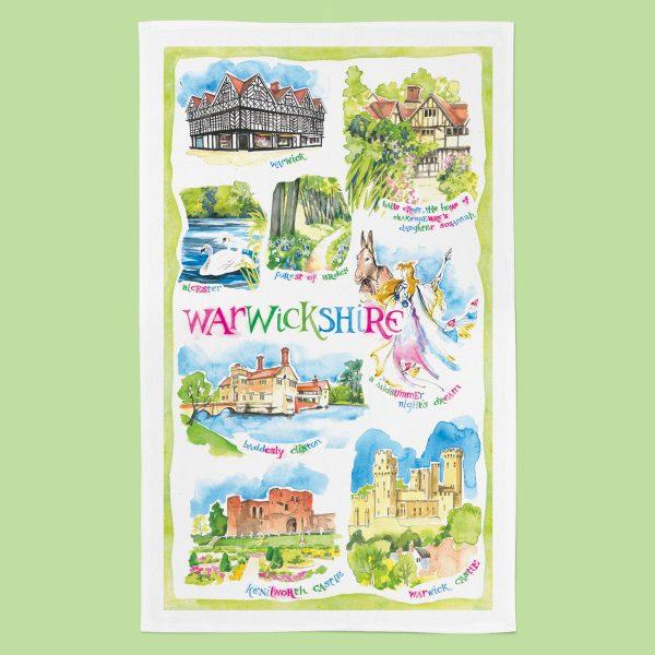Warwickshire_TeaTowel