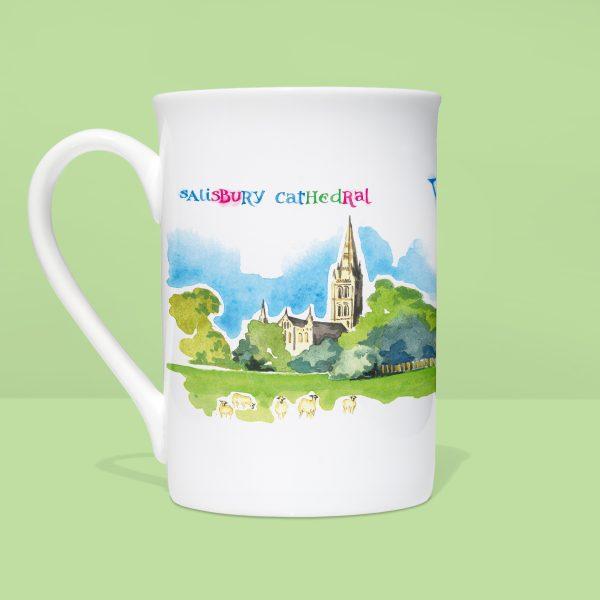 Wiltshire Mug