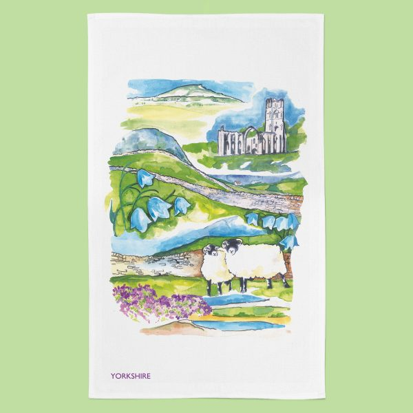 Yorkshire_TeaTowel_Essence Range
